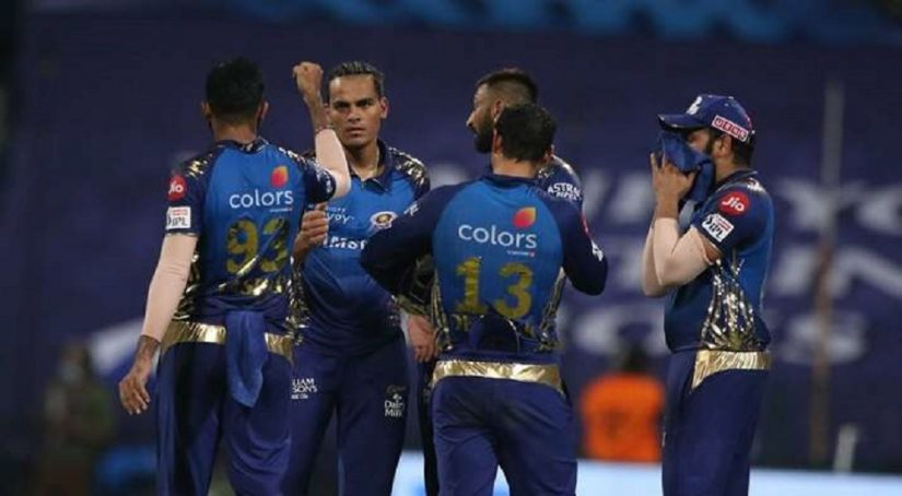 KKR vs MI: As it happened: IPL 2020- Mumbai Indians registered their first win.