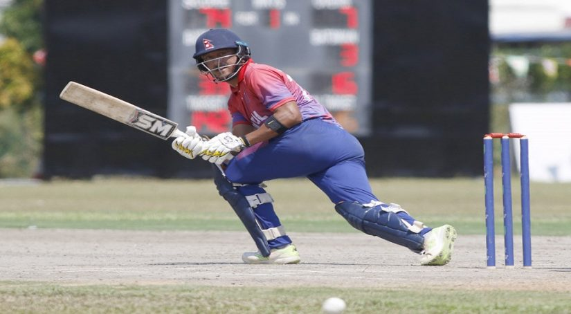 Nepali batsman top ODI innings: Know Top 5 ODI innings played by Nepali batsman: