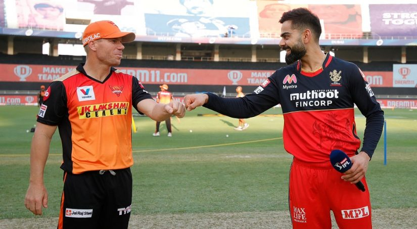 RCB vs SRH: As it happened: IPL 2020- Banglore start campaign winning their first game.